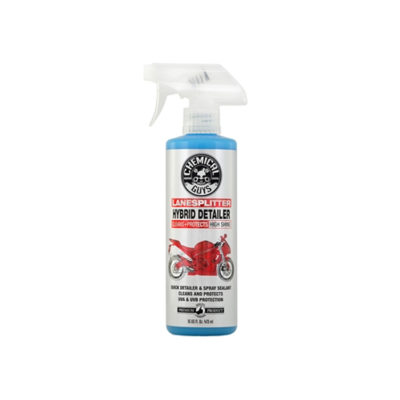 Moto Lane Splitter hybrid Quick Detailer spray sealant