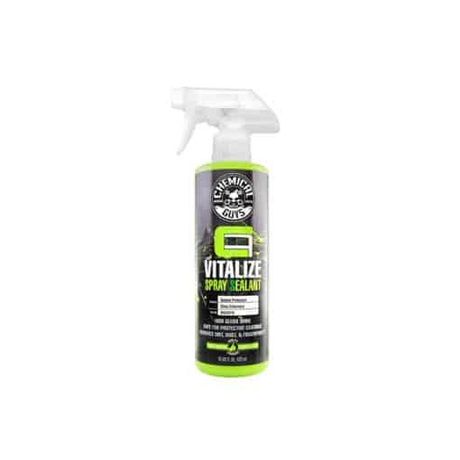 Chemical Guys C9 Vitalize Spray Sealant for coatings