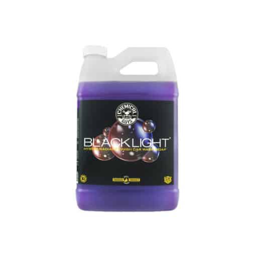 Chemical Guys blacklight shampoo gallon