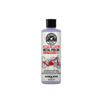 Chemical Guys Moto Metal Polish