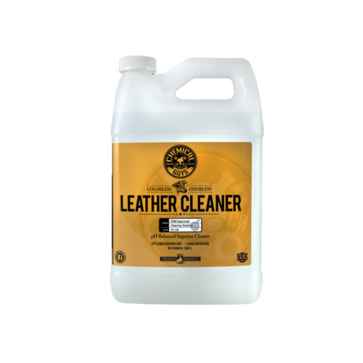 Chemical Guys Leather Cleaner gallon