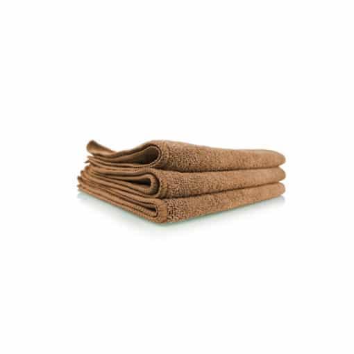 Chemical Guys Belgium Workhorse microfiber towel Tan Brown