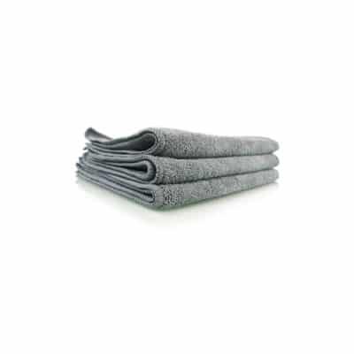 Chemical Guys Belgium Workhorse microfiber towel Gray