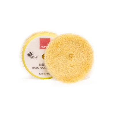 Rupes Yellow Woolpad