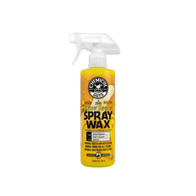 banana spray wax