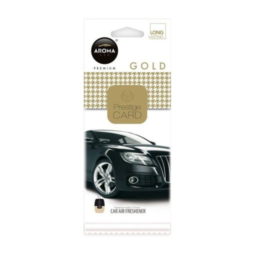 Aroma Prestige Card hanger Gold