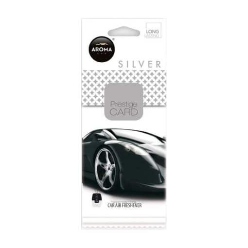 Aroma Prestige Card hanger Silver