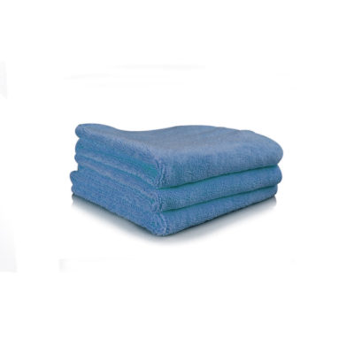 Chubby Fat El gordo Blue microfiber towel
