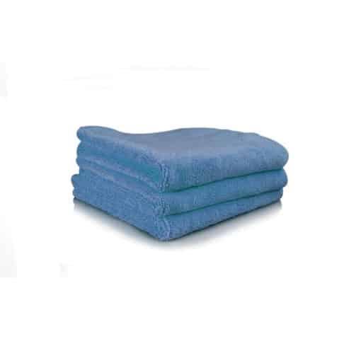 Chubby Fat El gordo Blue microfiber towel