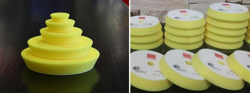 Rupes Yellow Foam pad