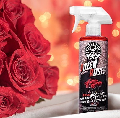Chemical Guys Dozen Roses Scent