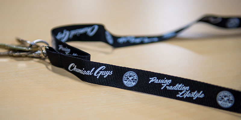Chemical Guys Lanyard