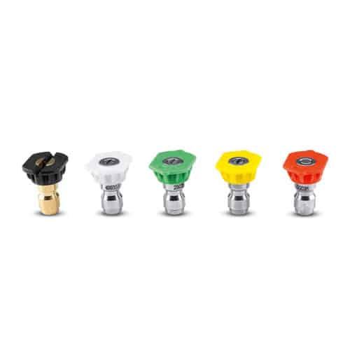 Quick Connect spray nozzle set