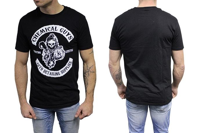 Chemical Guys Reaper detailing shirt