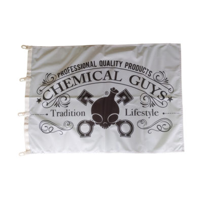 Chemical Guys Vlag