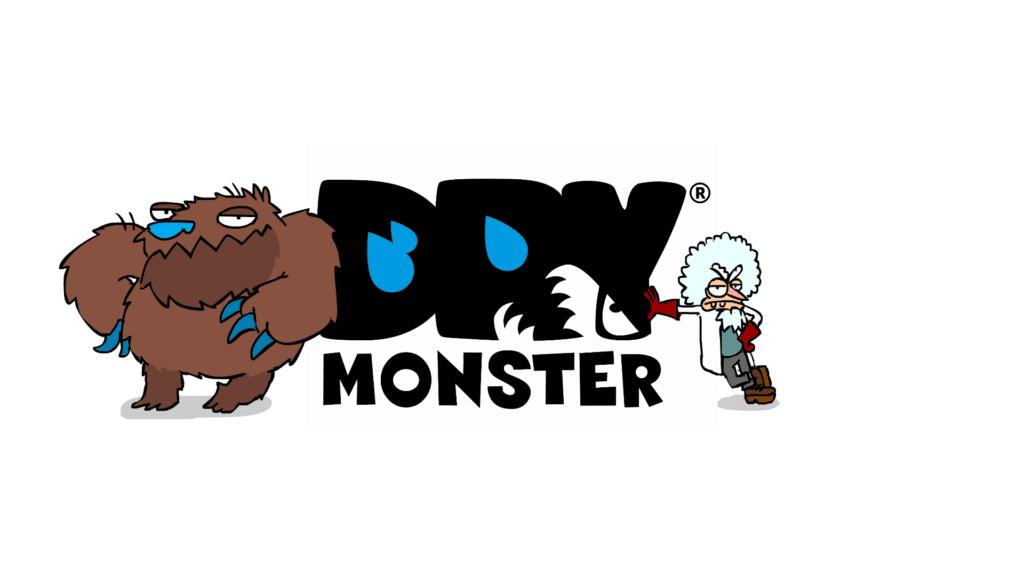 Dry Monster drying towel