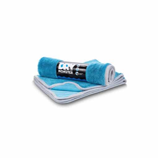 DryMonster drying towel Blue