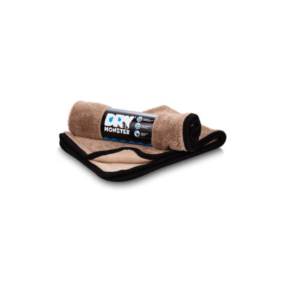 DryMonster drying towel Brown