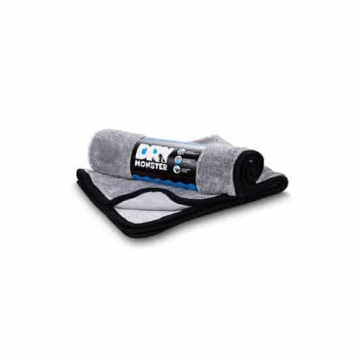 DryMonster drying towel Gray