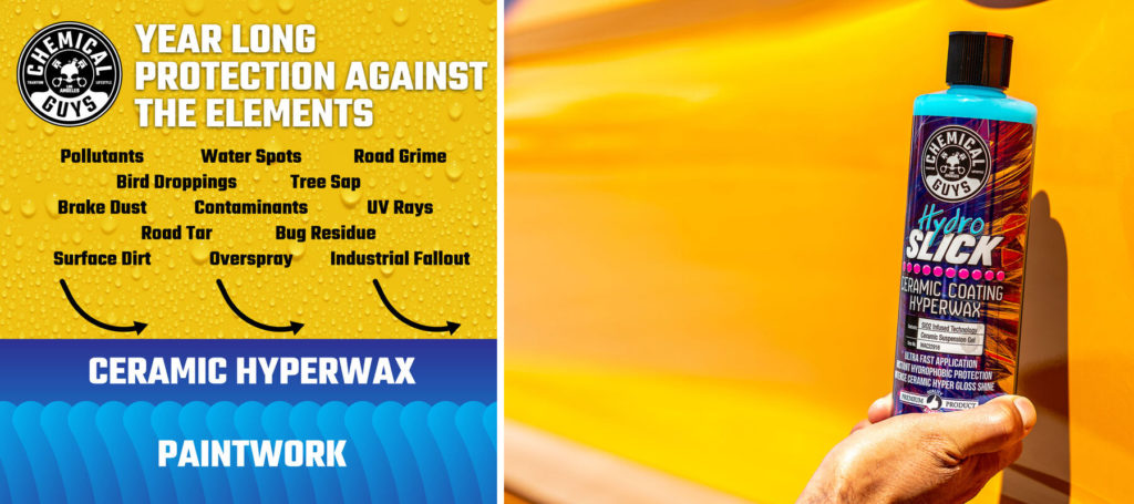 Chemical Guys HydroSlick Hyperwax