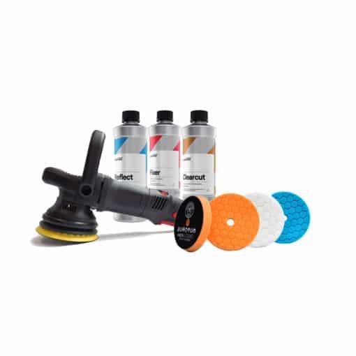 S08 dual action polishing kit