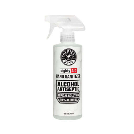 Eighty Aid Alcohol Sanitizer