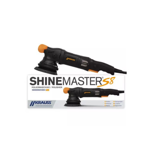 Krauss S08 shinemaster dual action polisher poliermachine