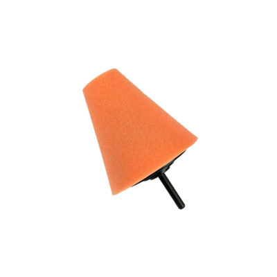 Orange Polishing Cone