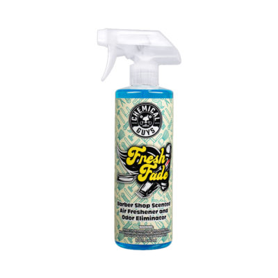 Chemical Guys Fresh Fade barbershop scent