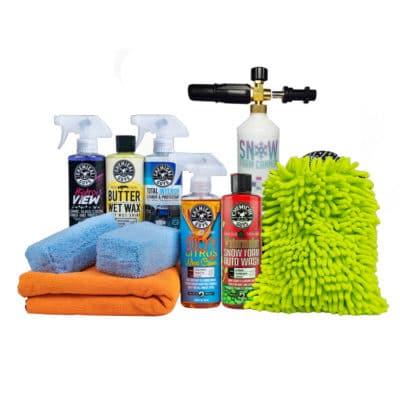 Foamlance Complete car care kit