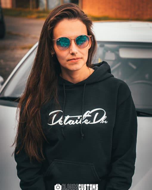 DetaileDbe hoodie