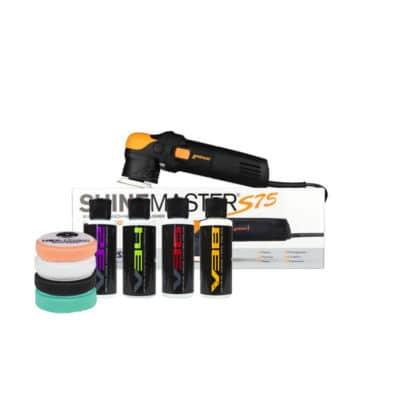 Krauss S75 kit met chemical guys polijstproducten